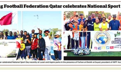 Qatar Sport Day activities